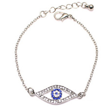 Evil Eye Full Diamond Bracelet (XBL13497)